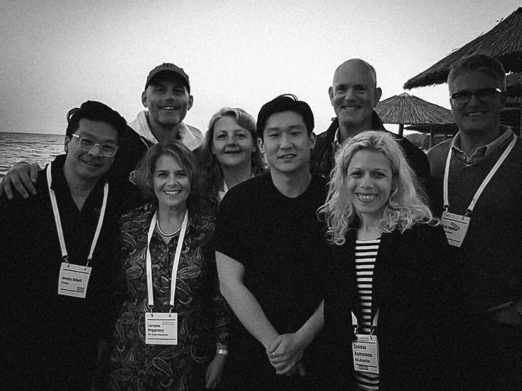 WPP Stream Team Hookups: Jeremy Tai Abbett, Ben Brown, Lorraine Heggessey, Marie Ridgley, Seung Wook Lyeo, Bart Michels, Christina Koutromanou, and Mark Moebius